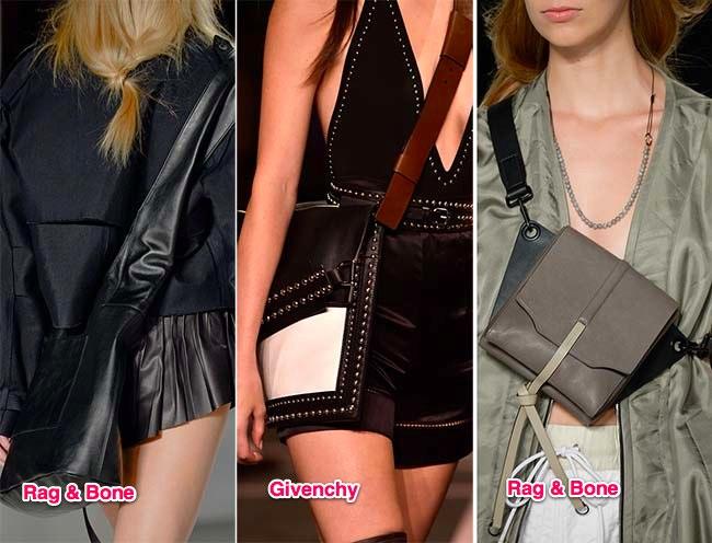 #1Cross-body Bags