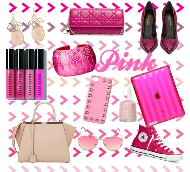 2015 pink