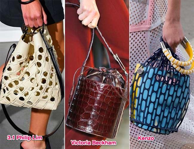 #3Bucket Bags