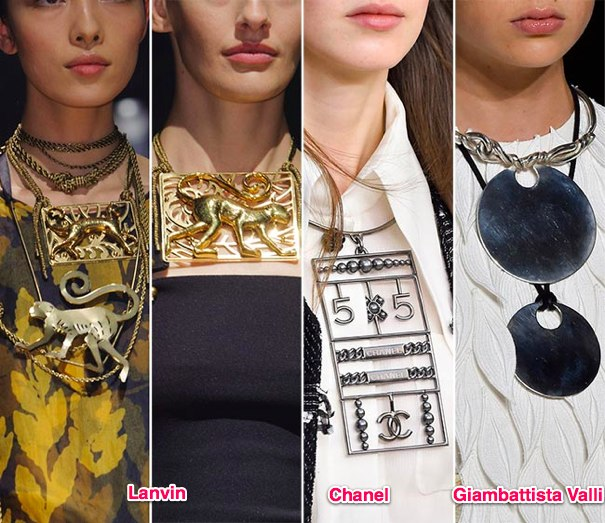 Breastplate Necklaces