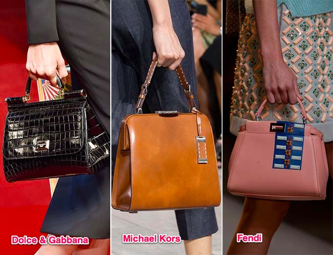 Classic and Ladylike Retro Bags