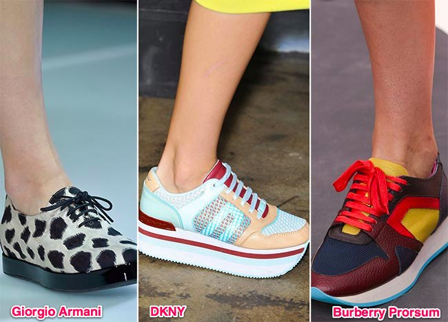 sporty shoe