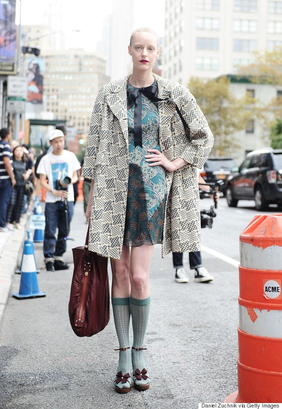 Street Style - Spring 2016 New York Fashion Week