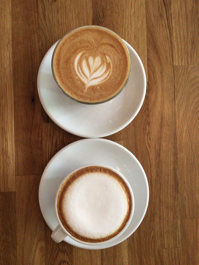 コーヒーの波は台湾にも!